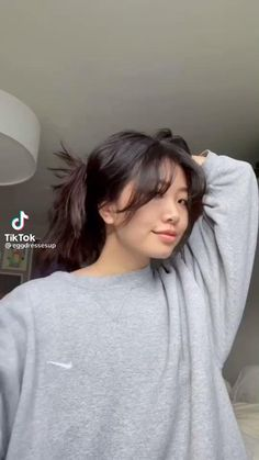 Bangs With Medium Hair, Medium Hair Styles, Short Hair Styles, Shoet Hair, Cut My Hair, Hair Bangs, Hair Tips Video, Hair Videos, Hair Cutting Videos