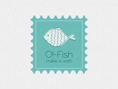O Fish logo by Irina Shepel (Belarus)