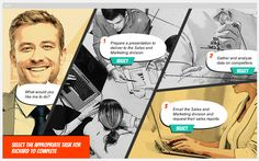 VANTAGE PATH Example #4 - HOW TO MOTIVATE YOUR EMPLOYEES http://vantagepath.com/portfolio_page/role-play-demo/