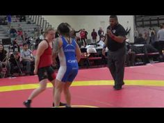 2017 Guelph Open FW63kg Brianne Graham (Dinos) vs Rhiannon Digweed (Guelph)