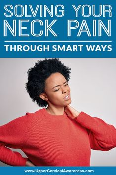 It does not matter whether you call it neck pain, tech neck, or text neck. It is a real problem that needs a total solution immediately. Upper Cervical Chiropractic, Chiropractic Care, Neck Problems, Jaw Pain, Stiff Neck, Neck Pain Relief, Muscle Spasms, Eye Strain, Fibromyalgia