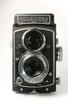 Rolleicord #vintage #camera IF I could own this my life would be complete :)