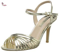 Dorothy Perkins  Spiral Twist, Escarpins Bout ouvert femme - or - Gold (Metallic), 41 - Chaussures dorothy perkins (*Partner-Link)