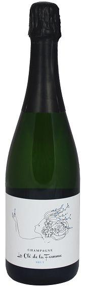 Magic Door La Cle de la Femme Champagne, Brut, NV – 90+ Cellars Online Store