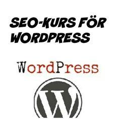 Anmäld till TopVisible SEO-kurs WordPress - Starta-Blogg.se Läs mer nu