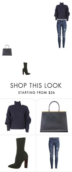 """228"" by mghv ❤ liked on Polyvore featuring Balenciaga, adidas Originals and H&M"