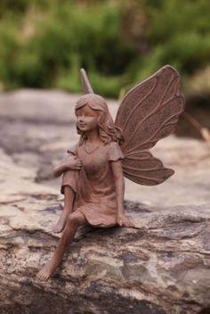 Fairy garden Statue <3