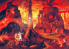 Of the state of the souls in Hell and of the difference between them and those in Purgatory.