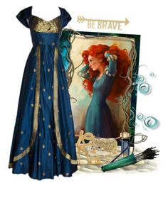 """""""Merida"""" by love-n-laughter ❤ liked on Polyvore featuring Anndra Neen, Allurez, Estée Lauder, Home Decorators Collection and Giuseppe Zanotti"""