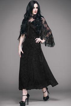 The fashion dress #punkdress  #gothicdress #dress #womendress #fashion #fashiondress #beautiful #nicedress