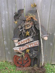 Primitive Wooden Patterns Free | Free Download Free Primitive Halloween Craft Patterns