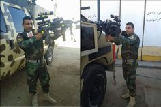 Iraqi Army brought to you by USA