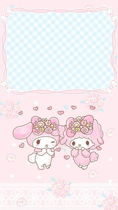 My melody, sanrio, and wallpaper image Cute Dog Wallpaper, My Melody Wallpaper, Sanrio Wallpaper, Soft Wallpaper, Hello Kitty Wallpaper, Kawaii Wallpaper, Cute Wallpaper Backgrounds, Cute Wallpapers, Iphone Wallpaper