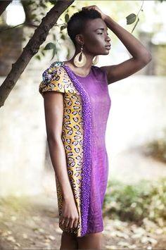 Designer: Chichia London (Tanzania)