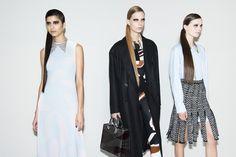 En backstage du défilé Dior automne-hiver 2015-2016