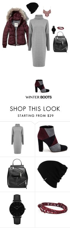 """""""Untitled #8658"""" by erinlindsay83 ❤ liked on Polyvore featuring Abercrombie & Fitch, Warehouse, Roberto Festa, Marc Jacobs, Patagonia, CLUSE, Chan Luu and Charlotte Russe"""