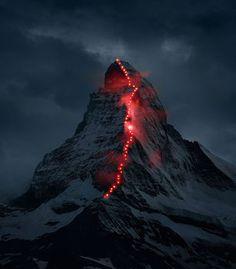 150-Jahr-Jubiläum der Matterhorn Erstbesteigung im Jahr 2015