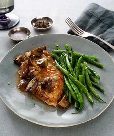 Chicken Marsala recipe (Chicken Marsala Dinner)