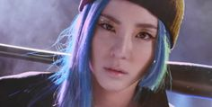 #2NE1 Come Back Home - Blue