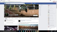 Monster Energy is advertised mainly through social websites such as facebook, twitter etc. Facebook page of Monster energy is well managed and organised as they uploads pictures and videos according to their latest flavours and this company is surviving sponsorship of sporting events, including motocross, mountain biking, snowboarding, skateboarding, car racing, speedway, and also through sponsorship of E-sports events.