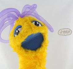 Awesome Hand Muppet Handmade Muppet-Style Performance by OhGustav