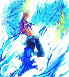 Marco the Phoenix - One Piece