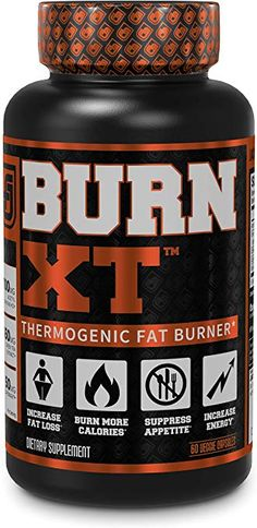 Burn-XT Thermogenic Fat Burner - Get health foods for your weightloss. Weight Loss Supplement, Appetite Suppressant, Energy Booster - Premium Fat Burning Acetyl L-Carnitine, Green Tea Extract, More - 60 Natural Veggie Diet Pills: Health & Personal Care Fat Burning Tea, Fat Burning Pills, Best Fat Burner Pills, Fat Burner Supplements, Weight Loss Supplements, Metabolism Supplements, Hormone Supplements, Best Diet Drinks, Detox Drinks