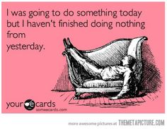 I was going to do something…