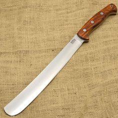 Bark River Knives: Golok - Desert Ironwood