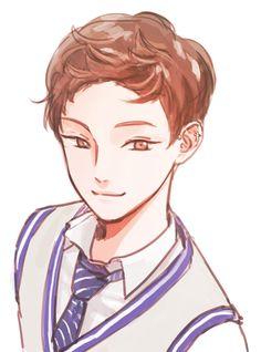 #jisoo #joshua #지수 #조슈아 #seventeen #세븐틴 #kpop #fanart
