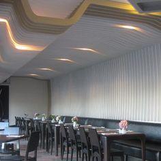 İzz cafe and restaurant by Uğur Köse and Batu Palmer