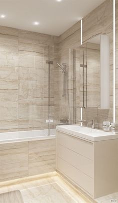 33 The Insider Secret On Bathroom Remodel Ideas You MUST See For Your Lovely Home Discovered 36 - homevignette Bathroom Design Luxury, Bathroom Layout, Bathroom Wall Decor, Modern Bathroom Design, Home Interior Design, Small Bathroom, Tan Bathroom, Interior Door, Bathroom Designs