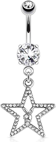 You Choose Your Own Design! 316 Surgical Steel PLAYBOY Navel//Belly Rings