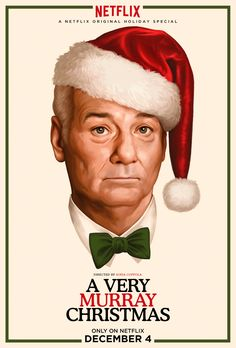 Watch A Very Murray Christmas full hd online Directed by Sofia Coppola. With Bill Murray, Paul Shaffer, Michael Cera, George Clooney. Bill Murray worries no one will show up to his TV show du Bill Murray, George Clooney, Sofia Coppola, Rashida Jones, Streaming Hd, Streaming Movies, Amy Poehler, Great Christmas Movies, Christmas 2015