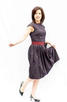 Swing Dress 08/2012 #133 with a twist