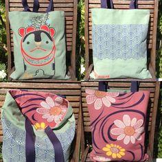 Ha-na By Atsuta Manufacture de Sacs Diaper Bag, Decor, Bag, Decoration, Diaper Bags, Mothers Bag, Decorating, Deco