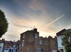 Casas con encanto (Charm houses) - West London, Londres, Reino Unido (West London, London, UK) - iPhone 4S & HDR Pro Copyright © Juan Hernandez Orea