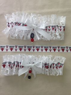 "Chicago ""Bulls"" Garters by SportzNutty on Etsy"