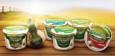 Vitalatte | packaging | branding | dairy | by Packaging Brands