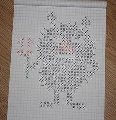 Kaksinkasin: Haisuli sukanvarteen Cross Stitch Patterns, Knitting Patterns, Crochet Patterns, Knitting Charts, Knitting Socks, Perler Bead Disney, Cross Stitch Quotes, Mittens Pattern, Knitted Blankets