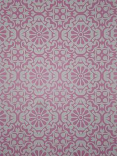 rood met witte stippen behang - Kiki  slaapkamers meiden  Pinterest ...