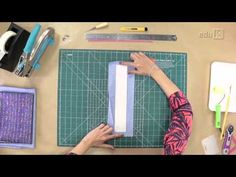 Como fazer um prático fichário em cartonagem? Com este pap preparado pela expert em cartonagem, Claudia Wada, você vai conseguir fazer o que quiser Claudia Wada, Https Instagram, Videos, Creations, Paper Crafts, Bullet Journal, Scrapbook, Organization, Make It Yourself