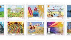 """[caption id=""""attachment_22118"""" align=""""alignleft"""" width=""""300""""] Des Jersey-Rind darf auf einer Briefmarkenausgabe zum Leben auf der größten Kanalinsel nicht fehlen.[/caption] Die kleine Insel im Ärmelkanal ist für Touristen ein besonders beliebtes Urlaubsziel. Ausgedehnte Strände locken viele Besucher auf die sonnenreichste Insel Großbritanniens.…"""