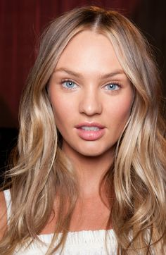Model-Morphosis | Candice Swanepoel at the Victoria's Secret Fashion Show - NYTimes.com