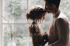 Moody Tones Wedding LR PS Filters by PhotographersHelper on @creativemarket