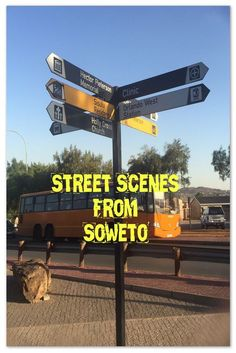 Soweto South Africa! Travel to this amazing area of Johannesburg and take a walk through history!