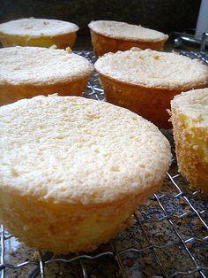 mamon (Filipino chiffon cake)