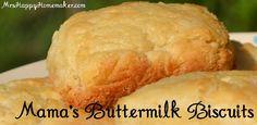Mama's Buttermilk Biscuits