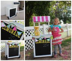 Lemonade stand - Lolly Jane
