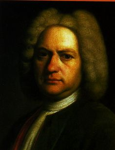 """The aim and final end of all music should be none other than the glory of God and the refreshment of the soul."" Johann Sebastian Bach 1685-1750"